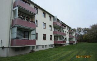 Balkonsanierung Schwarzenbek - alt