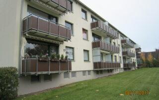Balkonsanierung Schwarzenbek - neu